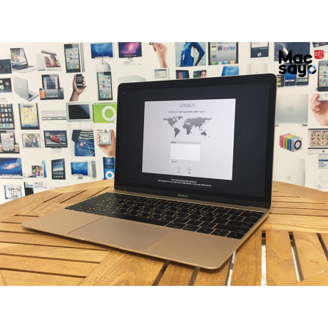 [프리미엄 중고]MacBook 12인치 (Retina, Early 2015) 1.1GHz / 8GB / 256GB