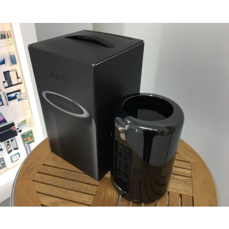 MacPro Late 2013(ME253) / 3.7 GHz Quard-Core / 12GB / 256GB Flash/ S급_No.