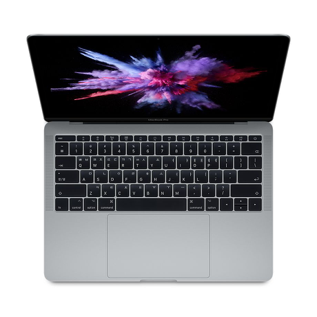MBP 13인치 Touch-bar Retina 2.3Ghz i5/8GB/128GB SSD (2017년형)_No.233