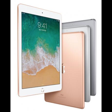 iPad 5세대  Wi-Fi 전용모델 128GB 실버_No.254