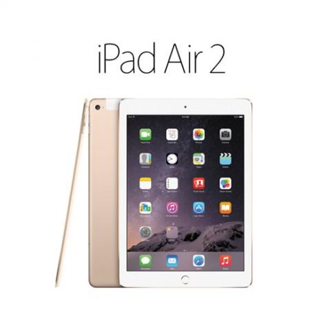 iPad Air2  Wi-Fi 전용모델 64GB 실버_No.239